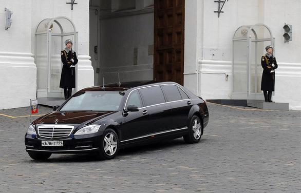 Có gì trong lễ nhậm chức của Tổng thống Putin? - Ảnh 2.