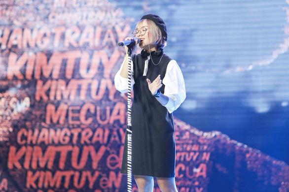 Sing my song: Gin Tuấn Kiệt lột xác cùng Để xem được bao lâu - Ảnh 2.