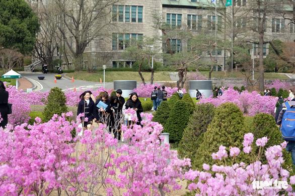 Ngắm nhan sắc Đại học nữ lớn nhất thế giới - Ảnh 7.