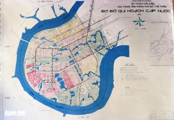 Ông Võ Viết Thanh công bố 13 bản đồ quy hoạch Thủ Thiêm 1/5000 - Ảnh 9.
