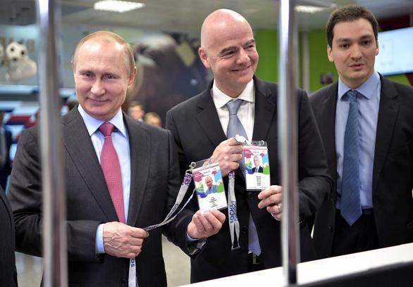 Có gì trong lễ nhậm chức của Tổng thống Putin? - Ảnh 4.
