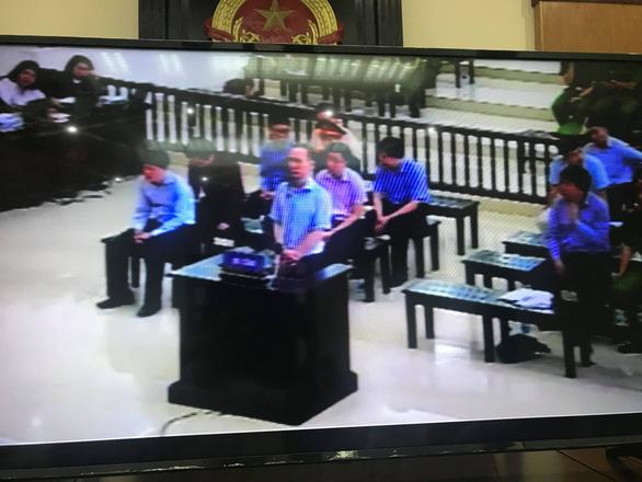 Ông Trịnh Xuân Thanh và con trai rút kháng cáo - Ảnh 4.