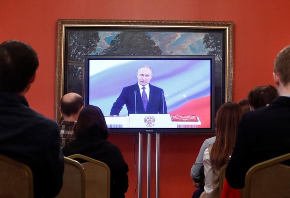 Tổng thống Vladimir Putin tuyên thệ nhậm chức, bước vào nhiệm kỳ thứ 4 - Ảnh 5.