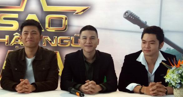 Gin Tuấn Kiệt, Hoàng Tôn, Bảo Kun tham gia Sao nhập ngũ - Ảnh 1.