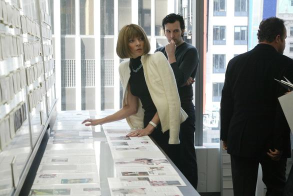 Nguyên mẫu Quỷ sứ vận đồ Prada sẽ rời tạp chí Vogue? - Ảnh 5.