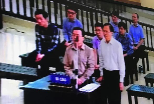 Vụ án ông Đinh La Thăng: Bị cáo Phùng Đình Thực kêu oan - Ảnh 1.