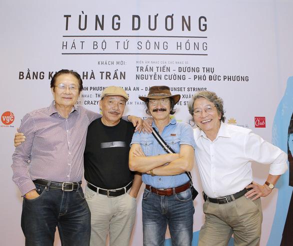 Nhạc sĩ Nguyễn Cường: Tôi đang sung sức, hãy bóc lột tôi đi… - Ảnh 8.