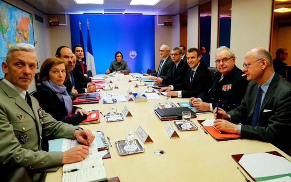 Pháp lại dọa tấn công Syria lần nữa - Ảnh 4.
