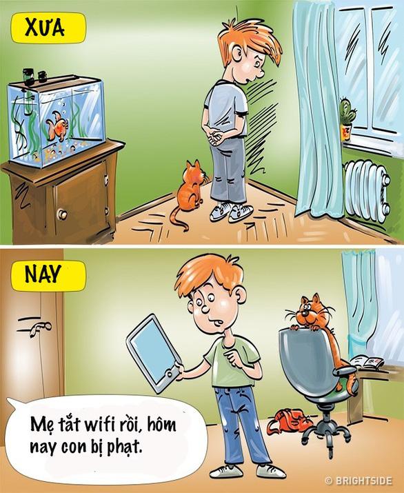Thú vui giải trí của trẻ thời nay khác ngày xưa thế nào? - Ảnh 2.