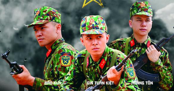 Gin Tuấn Kiệt, Hoàng Tôn, Bảo Kun tham gia Sao nhập ngũ - Ảnh 4.