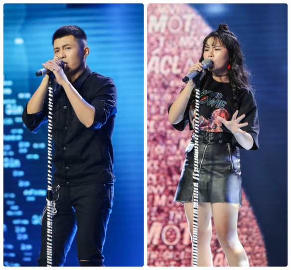 Gin Tuấn Kiệt, Tường Vy sẽ có mặt tại chung kết Sing my song - Ảnh 1.