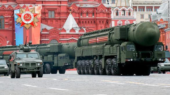 Nga khoe khí tài khủng trong lễ duyệt binh Ngày Chiến thắng - Ảnh 11.