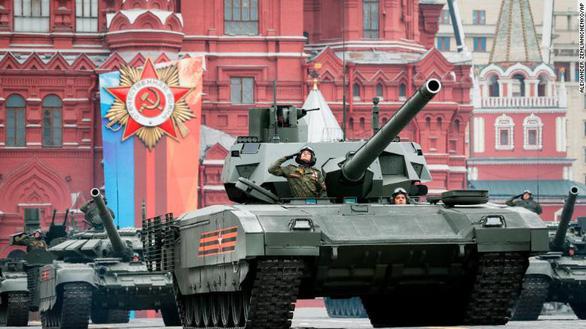 Nga khoe khí tài khủng trong lễ duyệt binh Ngày Chiến thắng - Ảnh 12.