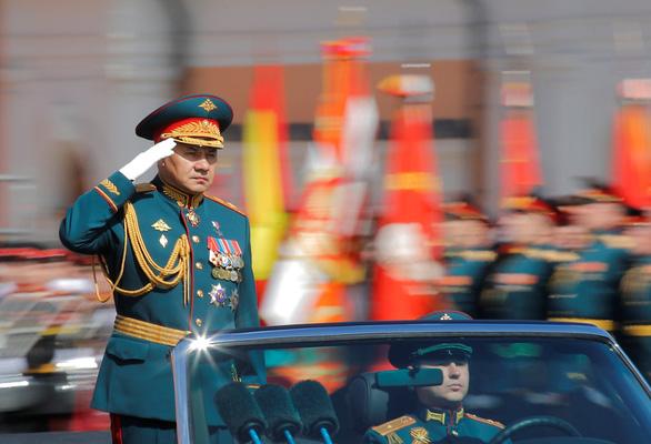 Nga khoe khí tài khủng trong lễ duyệt binh Ngày Chiến thắng - Ảnh 5.
