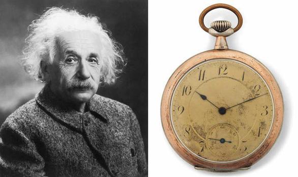 Món đồ nào của Einstein được đấu giá triệu đô? - Ảnh 1.