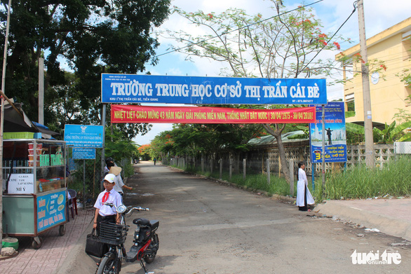 Bác thông tin trò chơi Cá voi xanh ở Tiền Giang - Ảnh 2.