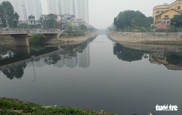 90% nước thải sinh hoạt đô thị xả trực tiếp ra môi trường - Ảnh 1.