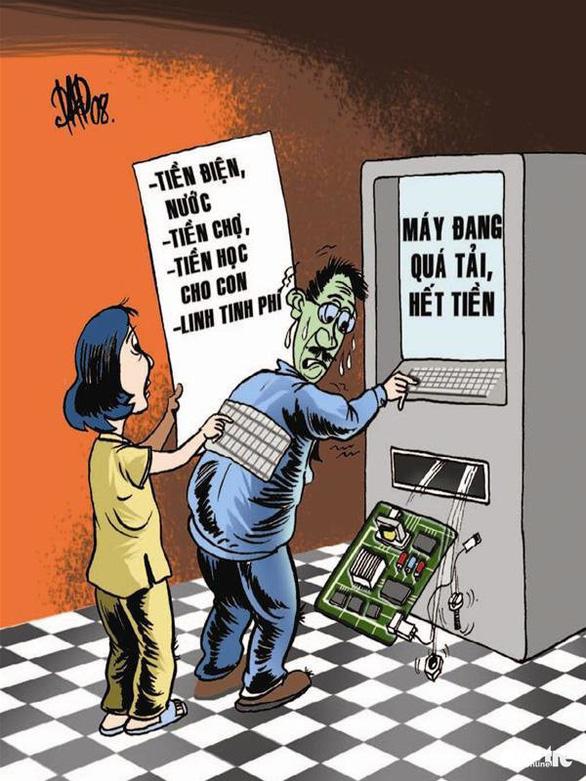 Hai ông lớn VietinBank, Vietcombank tăng phí rút tiền ATM - Ảnh 2.