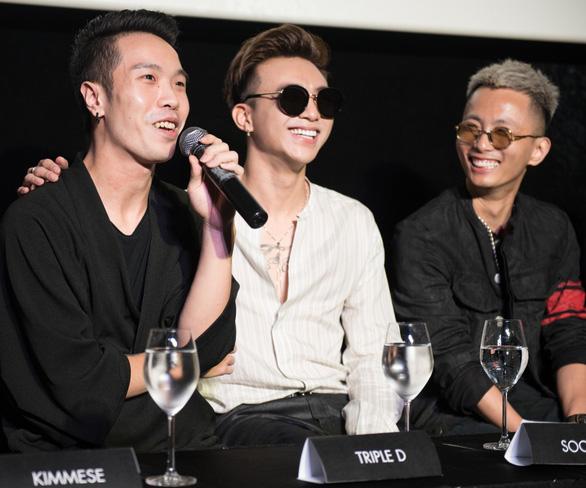 """Touliver, Soobin, Cường Seven… cùng kết hợp trong MV """"khủng"""" - Ảnh 5."""