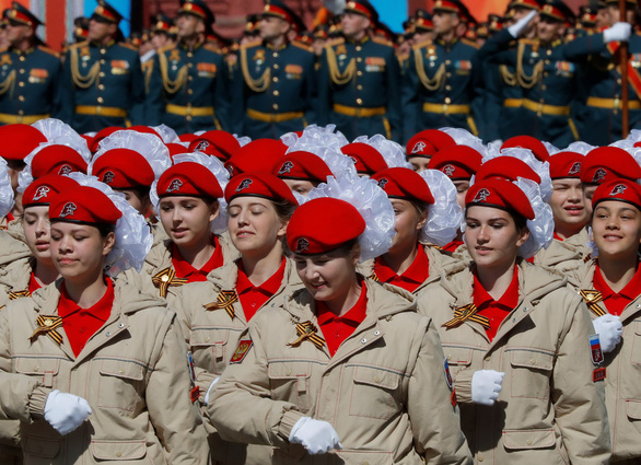 Nga khoe khí tài khủng trong lễ duyệt binh Ngày Chiến thắng - Ảnh 3.