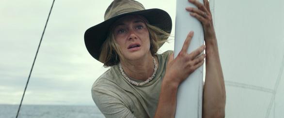 Adrift - Hành trình sinh tử của đôi tình nhân trên biển cả - Ảnh 5.