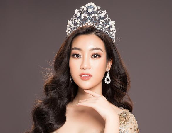 Đỗ Mỹ Linh làm giám khảo Hoa hậu Việt Nam 2018 - Ảnh 1.