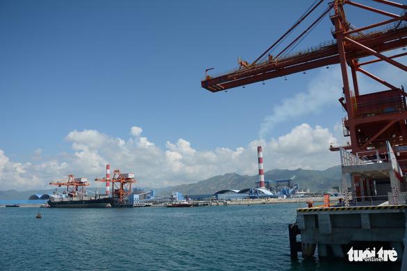 Lại trình phương án nhận chìm vật chất xuống biển Hòn Cau - Ảnh 3.