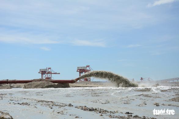 Lại trình phương án nhận chìm vật chất xuống biển Hòn Cau - Ảnh 4.