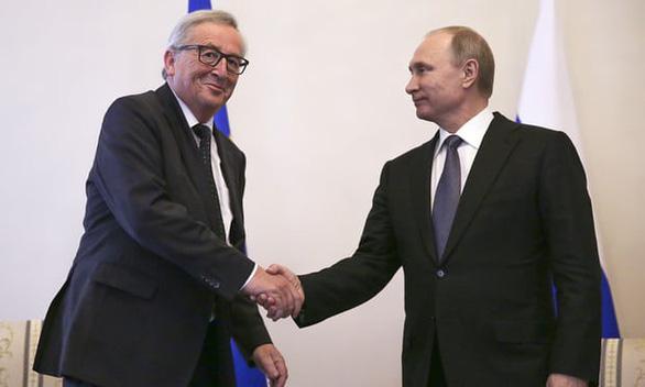 Chủ tịch Ủy ban châu Âu: Các nước hãy thôi 'đánh' Nga - Ảnh 1.