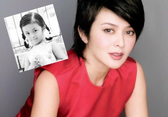 Huỳnh Hiểu Minh, Lục Tiểu Linh Đồng, Angelababy... hồi thơ bé - Ảnh 5.