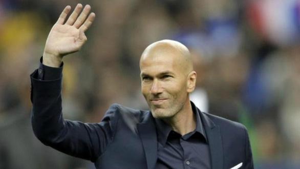 HLV Zidane: Chức vô địch này khiến tôi sướng hơn vô địch Champions League - Ảnh 1.