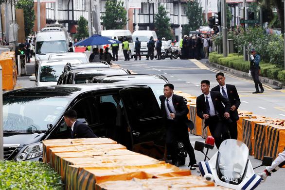 An ninh cho ông Kim Jong Un nghiêm ngặt hơn bất kỳ VIP nào - Ảnh 1.