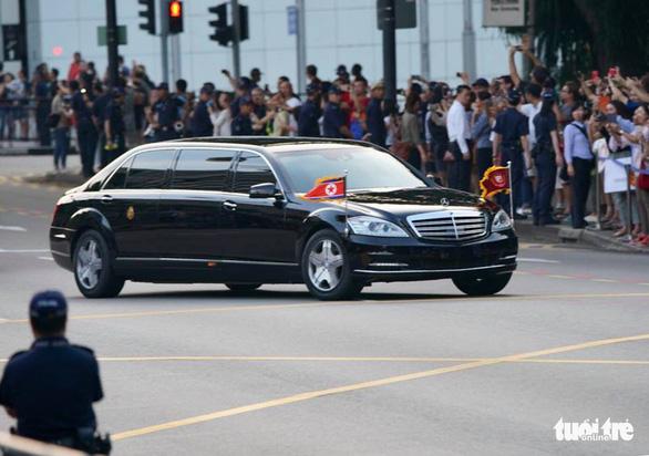 Ông Kim Jong Un cảm ơn ông Lý Hiển Long tổ chức thượng đỉnh Mỹ-Triều - Ảnh 3.