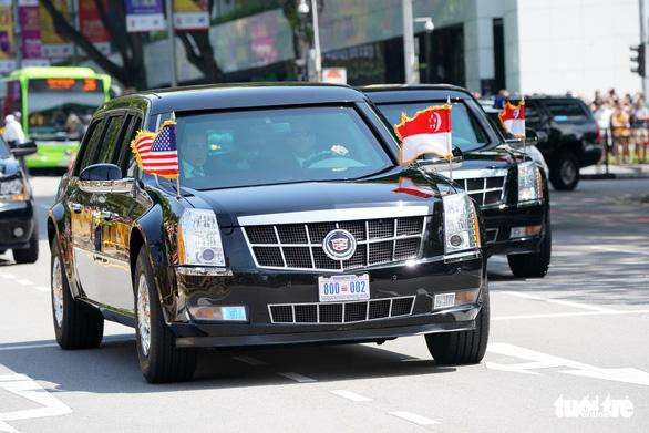 Thượng đỉnh Kim - Trump ở Singapore: an ninh đi kèm văn minh - Ảnh 9.