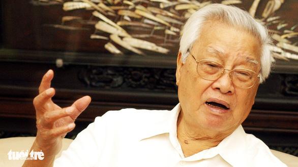 10 năm ngày mất cố Thủ tướng Võ Văn Kiệt: Chuyện Dân của ông Sáu Dân - Ảnh 1.