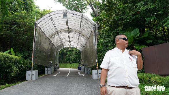 Thượng đỉnh Kim - Trump ở Singapore: an ninh đi kèm văn minh - Ảnh 5.