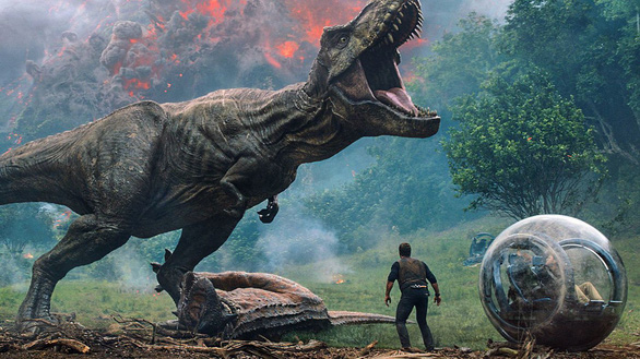 Thế giới khủng long và câu hỏi về sự ngạo mạn của loài người  - Ảnh 2.