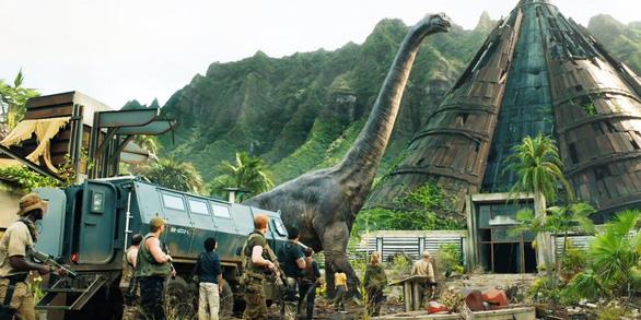 Thế giới khủng long và câu hỏi về sự ngạo mạn của loài người  - Ảnh 8.