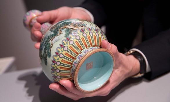 19 triệu đô mua báu vật Trung Hoa bị quên lăn lóc ở gác xép Pháp - Ảnh 3.