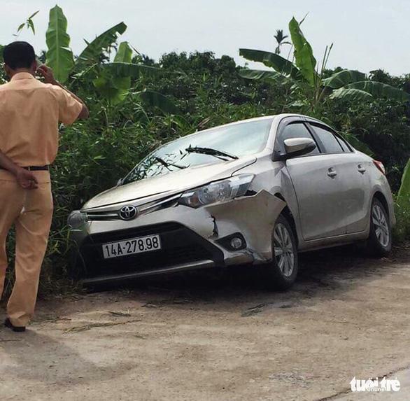 Bắt giữ nghi phạm sát hại tài xế cướp taxi - Ảnh 1.
