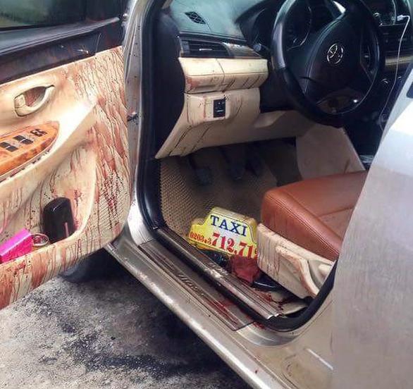 Bắt giữ nghi phạm sát hại tài xế cướp taxi - Ảnh 2.