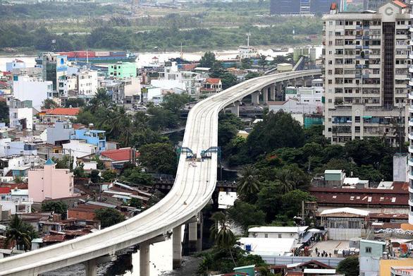 TPHCM kiến nghị được tự quyết dự án đường sắt đô thị - Ảnh 1.