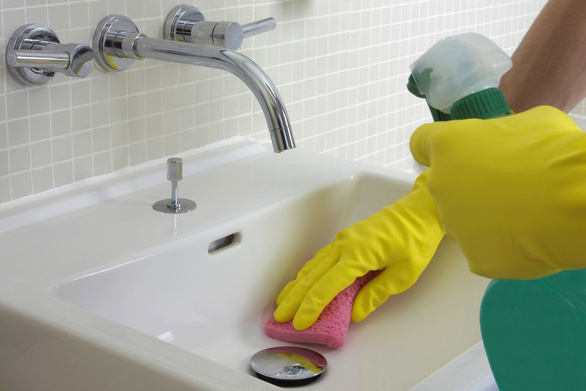 Biến phòng tắm thành nơi xả stress sau một ngày nắng nóng - Ảnh 2.