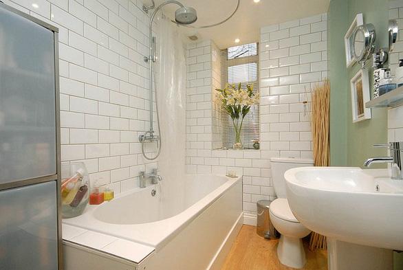 Biến phòng tắm thành nơi xả stress sau một ngày nắng nóng - Ảnh 4.