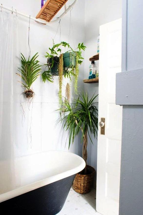 Biến phòng tắm thành nơi xả stress sau một ngày nắng nóng - Ảnh 7.