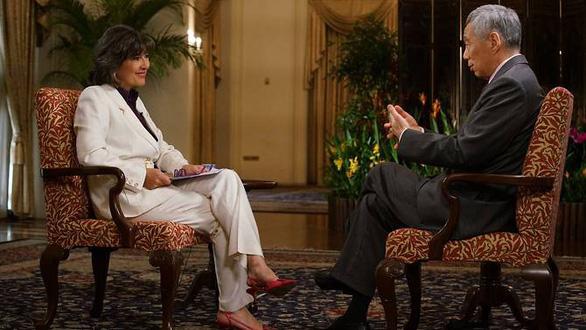 Thủ tướng Singapore: Ông Kim Jong Un là nhà lãnh đạo 'trẻ, tự tin' - Ảnh 1.