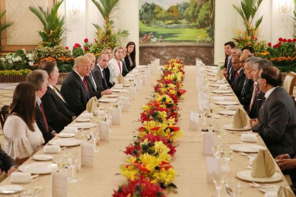 Nhà Trắng tiết lộ những người sẽ hội đàm cùng ông Trump - Ảnh 1.