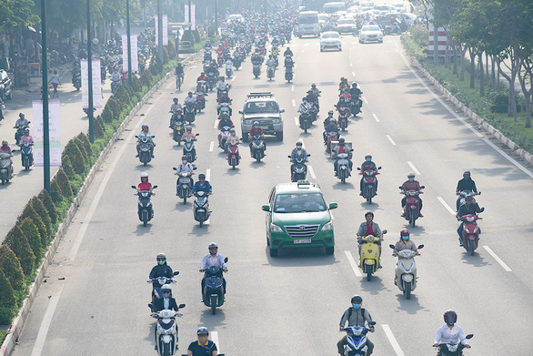 TP.HCM sẽ giảm tốc độ 10 tuyến đường, thấp nhất 40km/h - Ảnh 1.