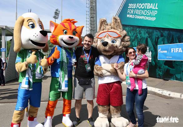 Cho phép đặt cược các trận đấu World Cup 2018 - Ảnh 1.