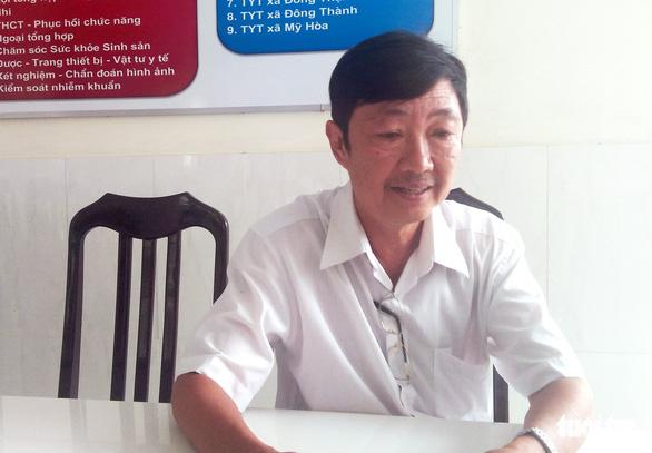 Cúm A/H1N1 từ Bệnh viện đa khoa Bình Minh đã được kiểm soát - Ảnh 1.